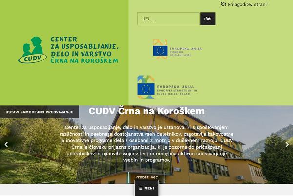 Obišči  http://www.cudvcrna.si