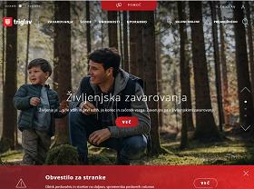 Obišči  https://www.triglav.si