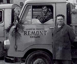 REMONT OBRTNO GRADBENO PODJETJE, D.D.