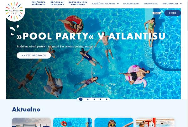 Obišči  https://www.atlantis-vodnomesto.si