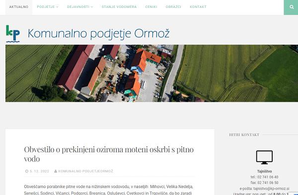 Obišči  http://www.kp-ormoz.si