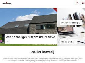 Obišči  https://www.wienerberger.si