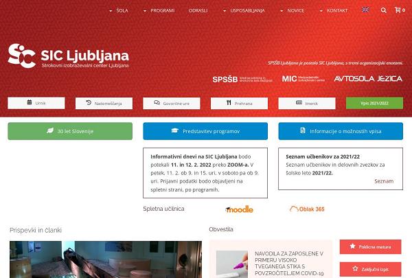 Obišči  https://www.siclj.si
