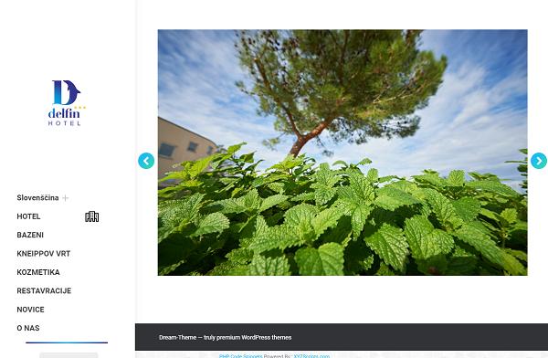 Obišči  https://www.hotel-delfin.si