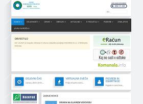 Obišči  http://www.jkp-log.si