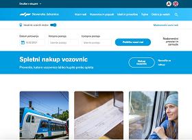 Obišči  http://www.slo-zeleznice.si