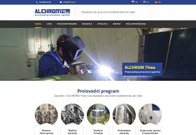 Obišči  http://www.alchrom.si