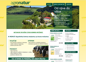 Obišči  http://www.agronatur.si