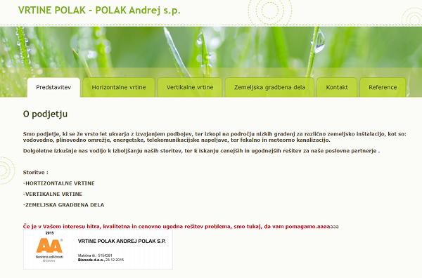 Obišči  http://www.vrtine-polak.si