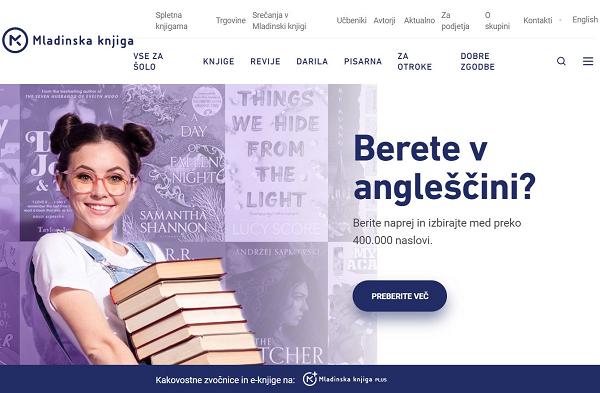 Obišči  https://www.mladinska-knjiga.si