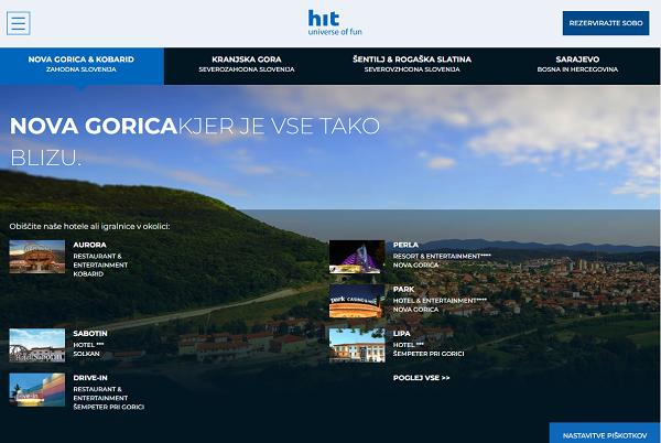 Obišči  http://www.hit.si