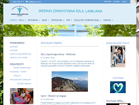 Obišči  http://www.szslj.si