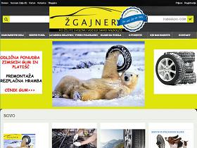 Obišči  http://www.zgajner.si