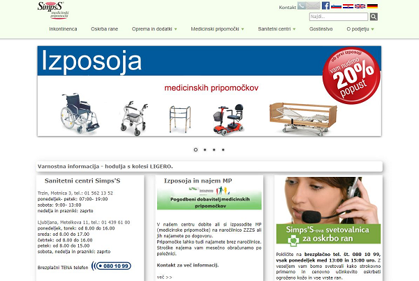 Obišči  http://www.simpss.si