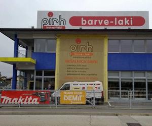 SPEKTER, D.O.O. PE PIRH BARVE-LAKI MARIBOR