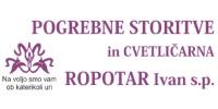 CVETLIČARNA IN POGREBNI ZAVOD IVAN ROPOTAR S.P.