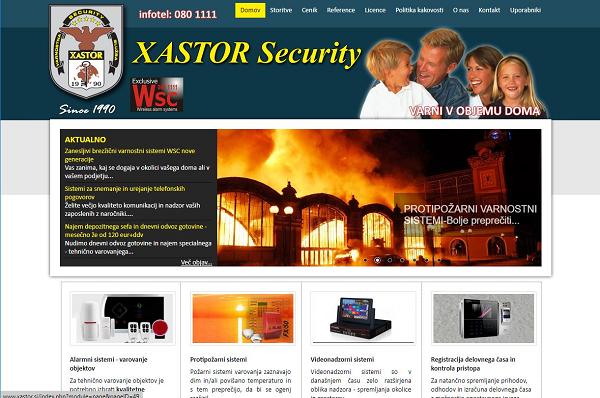 Obišči  http://www.xastor.si