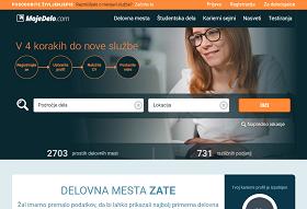 Obišči  https://www.mojedelo.com
