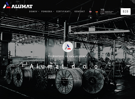 Obišči  http://www.alumat.si