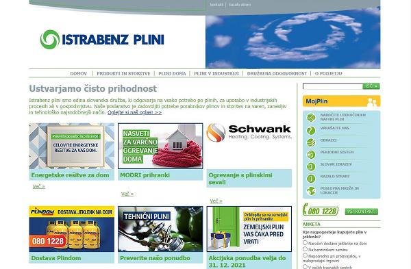 Obišči  http://www.istrabenzplini.si