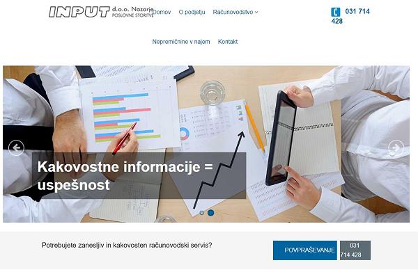 Obišči  http://www.racunovodstvo-input.si