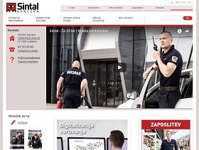 Obišči  http://www.sintal.si