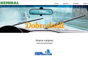Obišči  http://www.kemikal.si