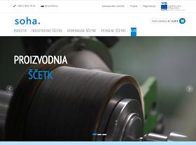 Obišči  http://www.soha.si