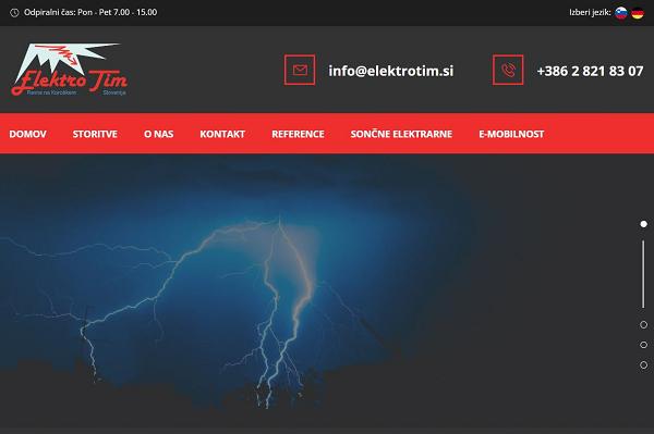 Obišči  http://www.elektrotim.si