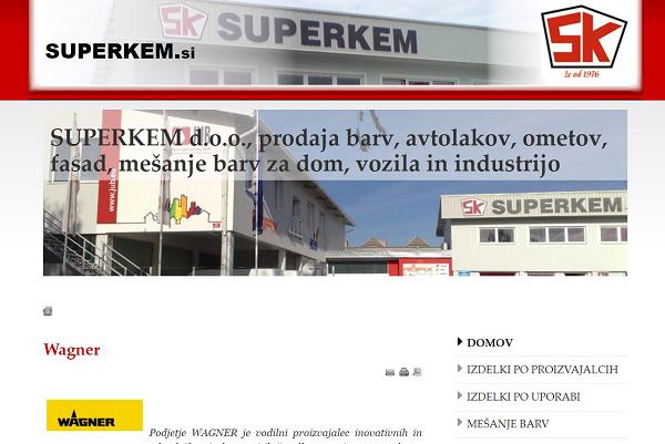 Obišči  http://www.superkem.si