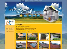 Obišči  http://www.et-solar.si