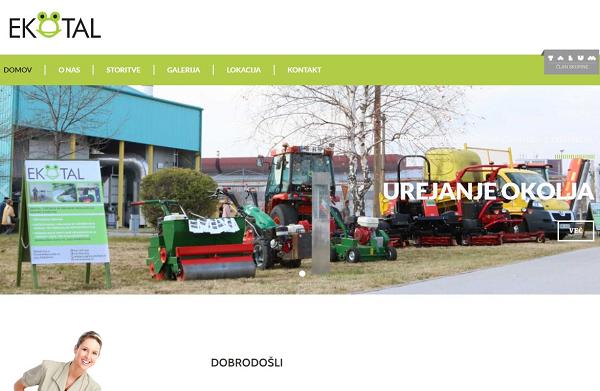 Obišči  http://www.ekotal.si