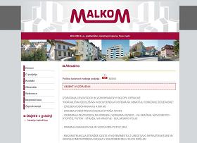 Obišči  http://www.malkom.si