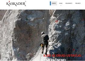 Obišči  http://www.kaskader.si