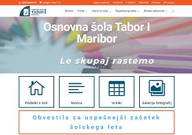 Obišči  http://www.os-tabor1.si