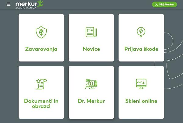 Obišči  http://www.merkur-zav.si