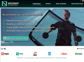 Obišči  http://www.novomat.si