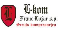 L - KOM SERVIS KOMPRESORJEV FRANC LOŽAR S.P.