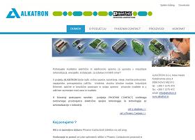 Obišči  http://www.alkatron.si