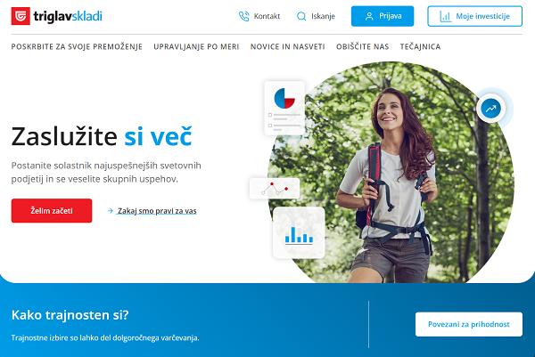 Obišči  https://www.triglavskladi.si
