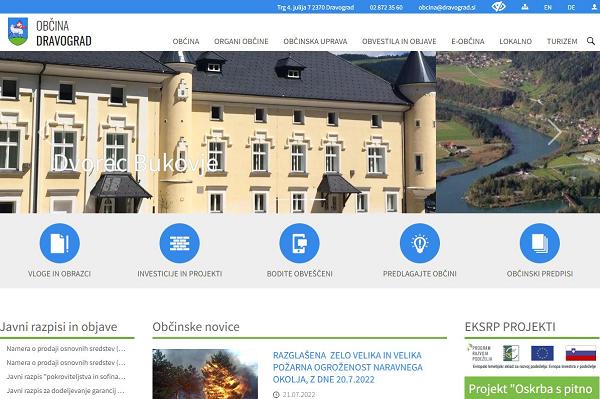 Obišči  https://www.dravograd.si
