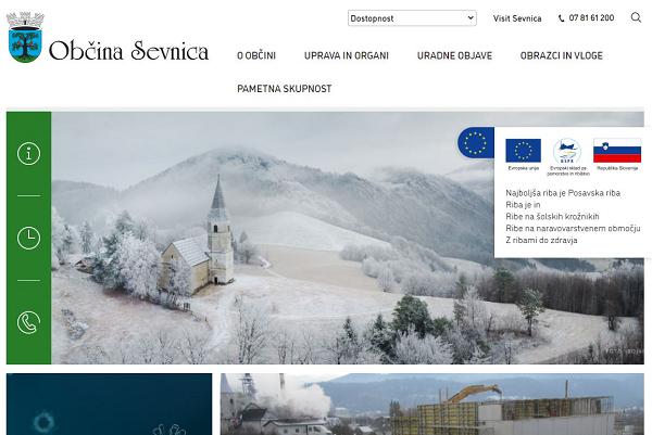 Obišči  http://www.obcina-sevnica.si