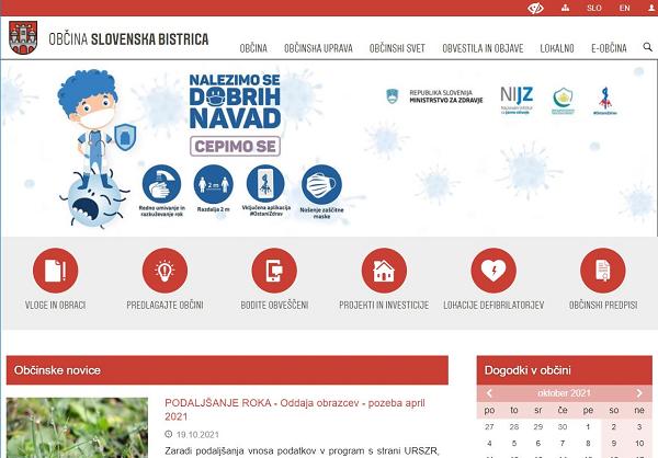 Obišči  https://www.slovenska-bistrica.si