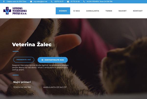 Obišči  https://www.veterina-zalec.si