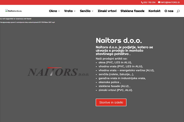 Obišči  https://naitors.si