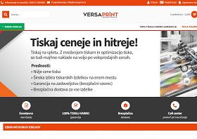 Obišči  https://www.versaprint.si