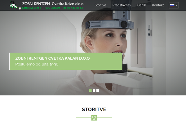 Obišči  http://www.zobnirentgen.si