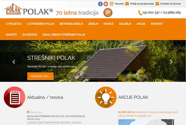 Obišči  https://www.polak-stresniki.si