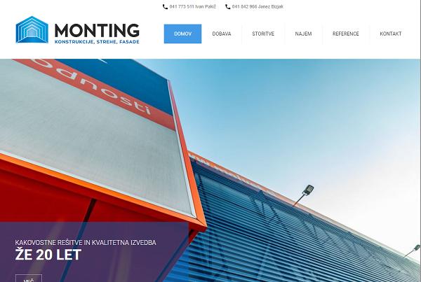 Obišči  http://www.monting-gradnja.si