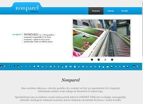 Obišči  http://www.nonparel.si